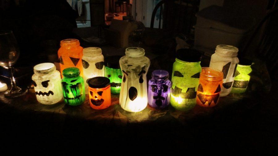 9. mason jars