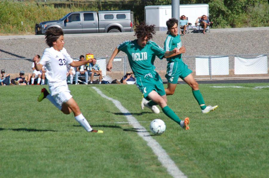 J.V.+Boys+Soccer