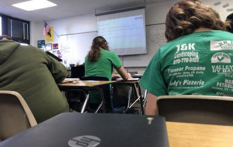 Green for Spirit