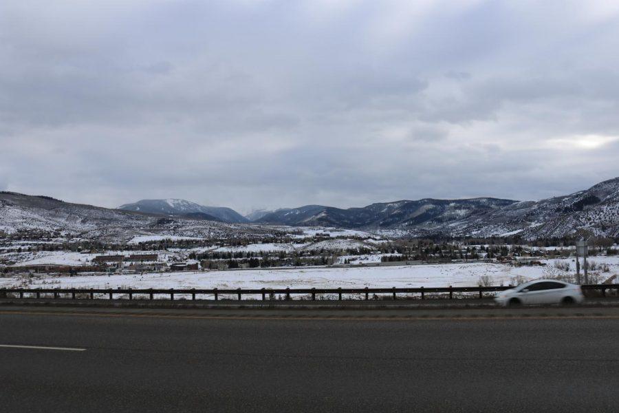I-70 mountain
